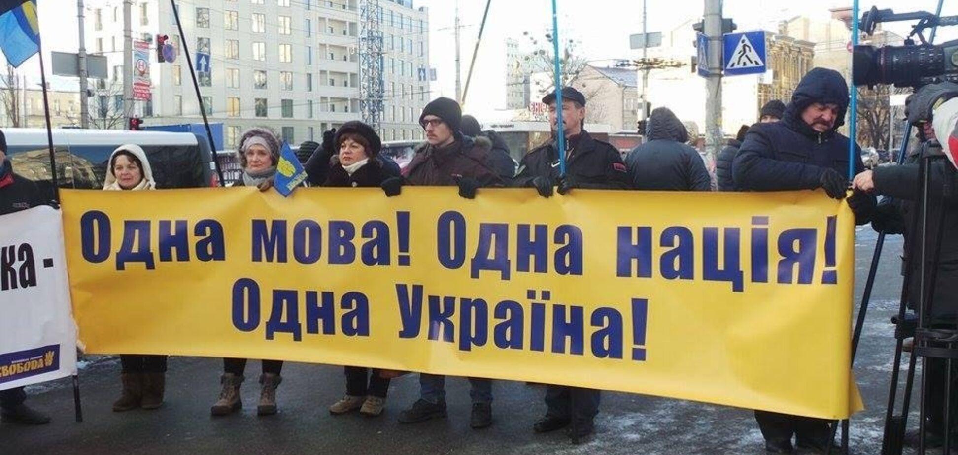 ''Гангрену потрібно вирізати'': Ніцой розгромила противників українізації