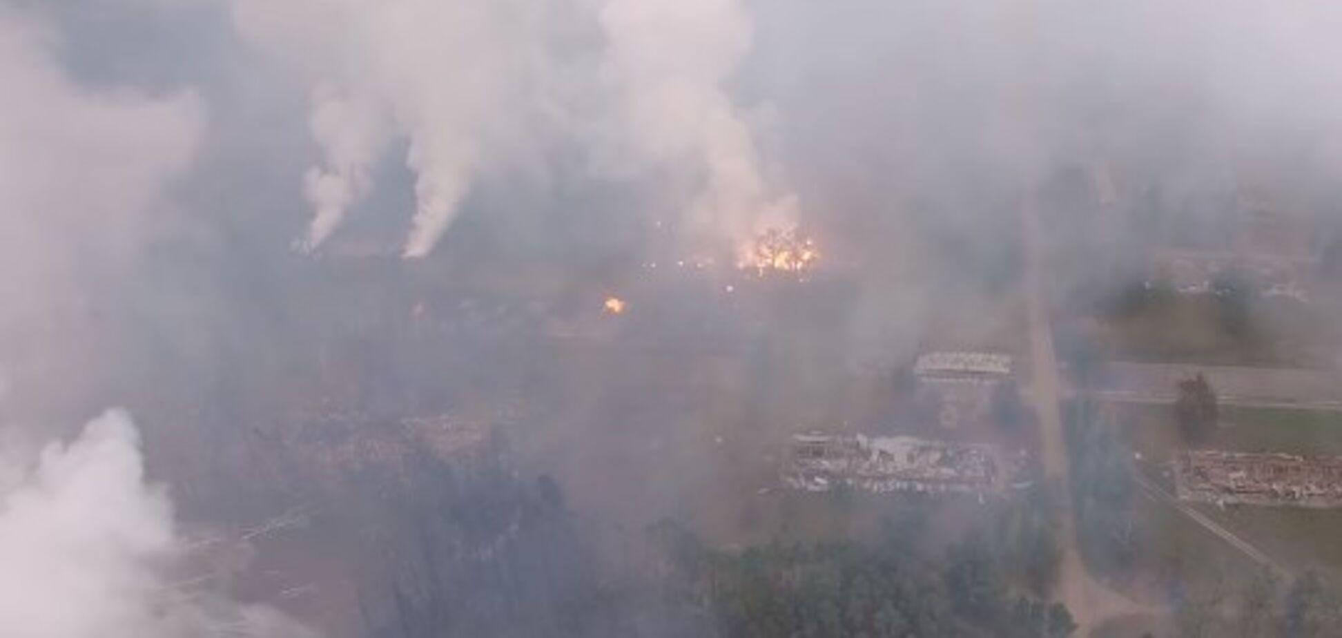 Взрывы на складах в Ичне: всплыли скандальные детали о военных