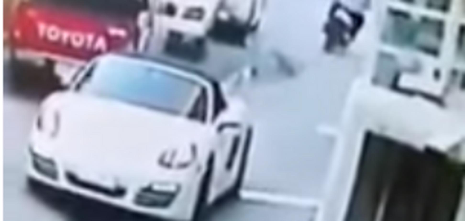 Авто ехало с трупом: появилось видео убийства ''королевы красоты'' из Ирака