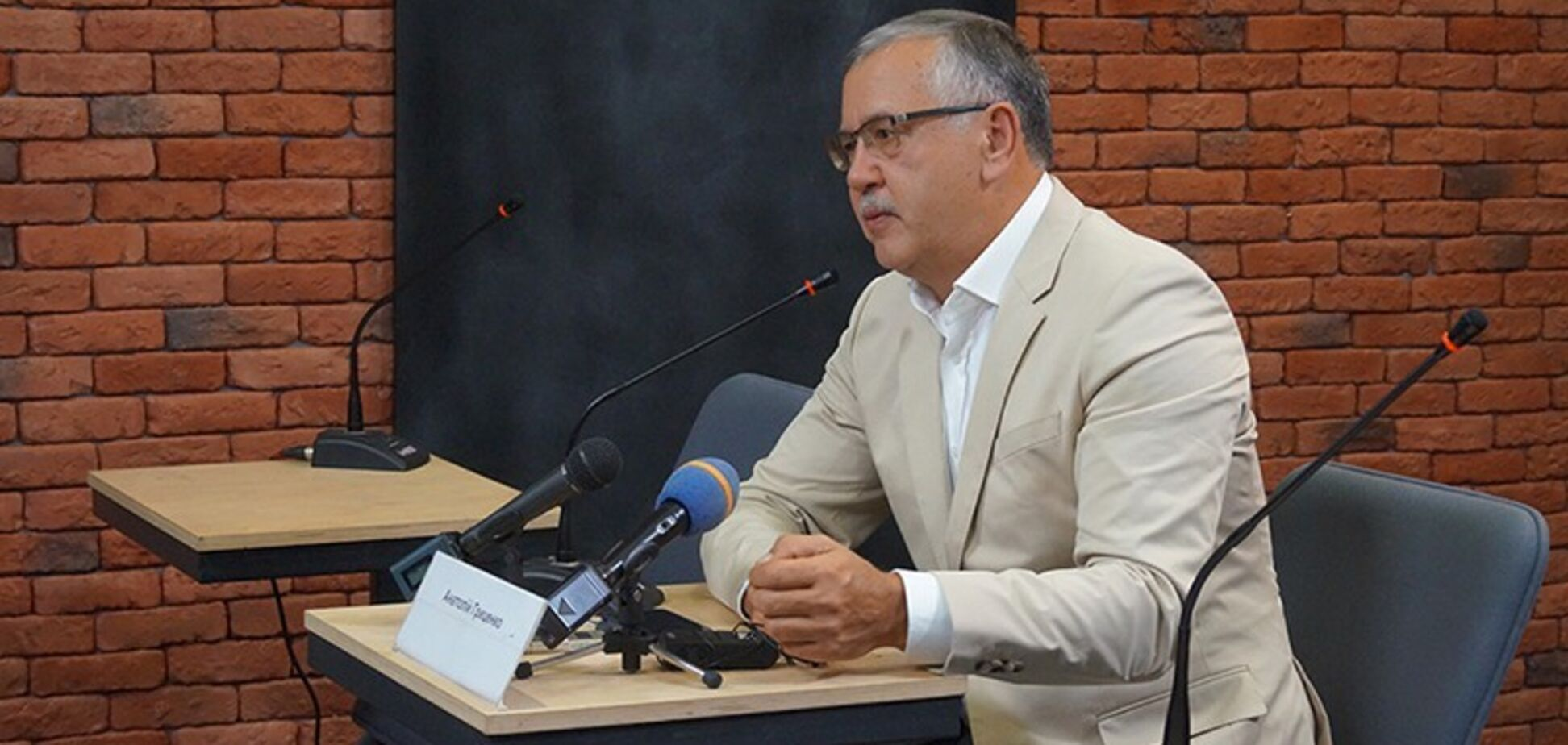 Гриценко рассказал, кого могли бы уже 'расстрелять перед строем'
