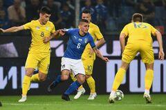 Италия - Украина: обзор матча