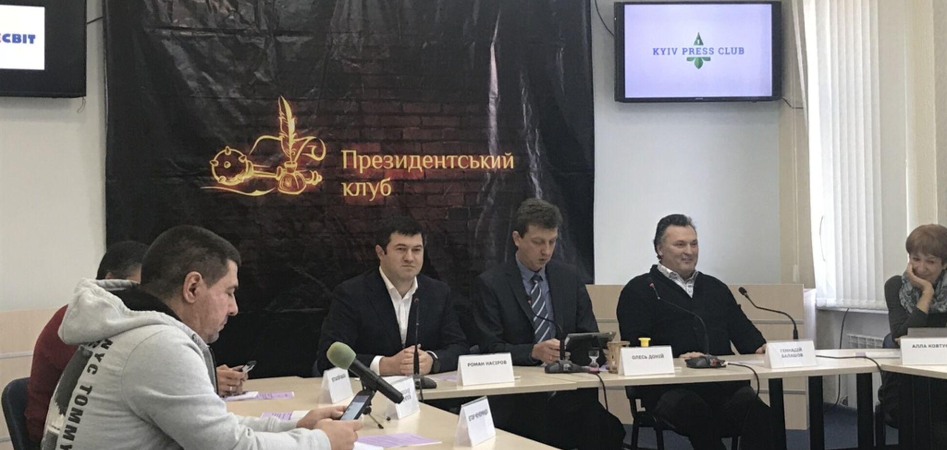 Для защиты украинского языка нужно выполнять Конституцию и законы — Насиров