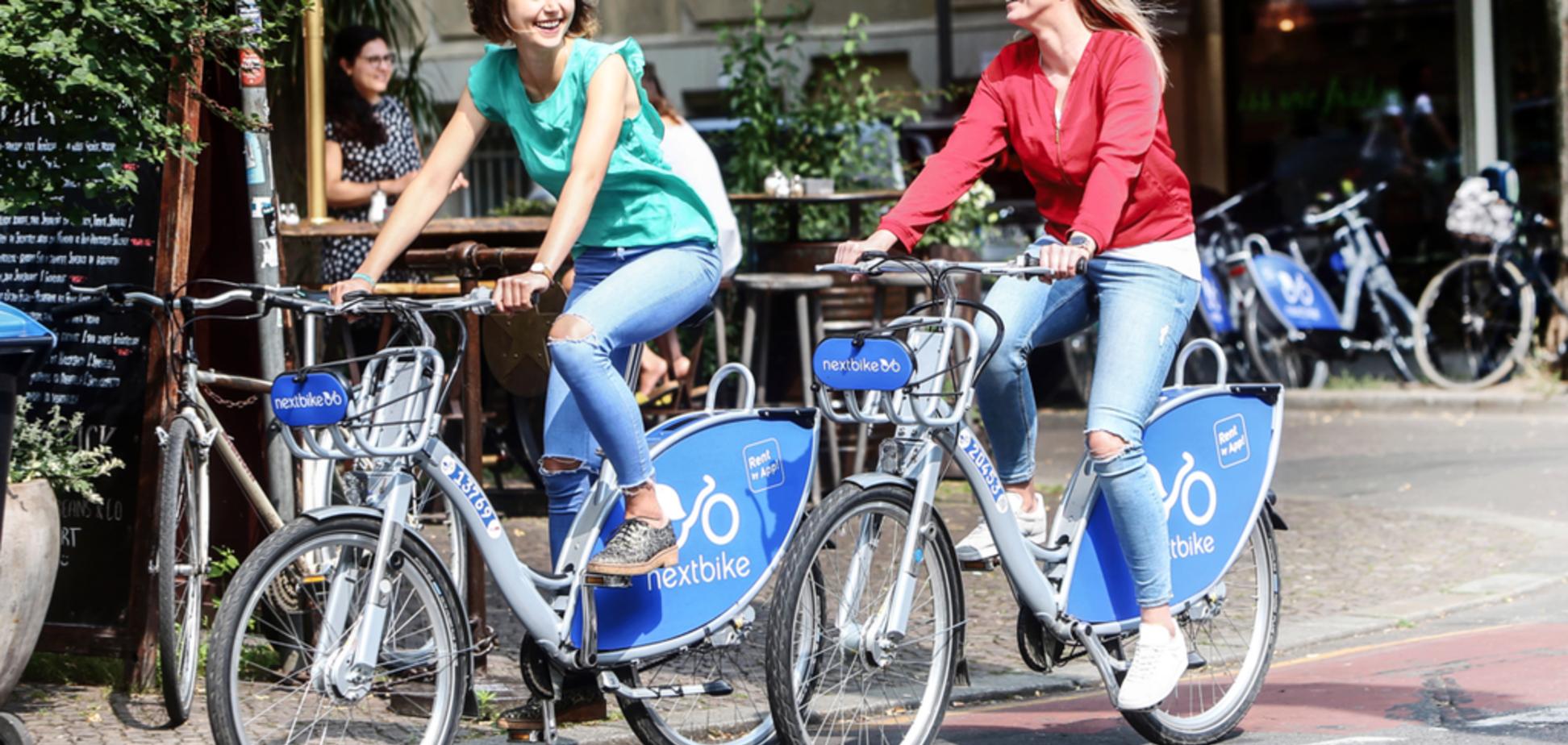 Воруют и разбивают: в одном из районов Киева перестанет работать популярный велопрокат