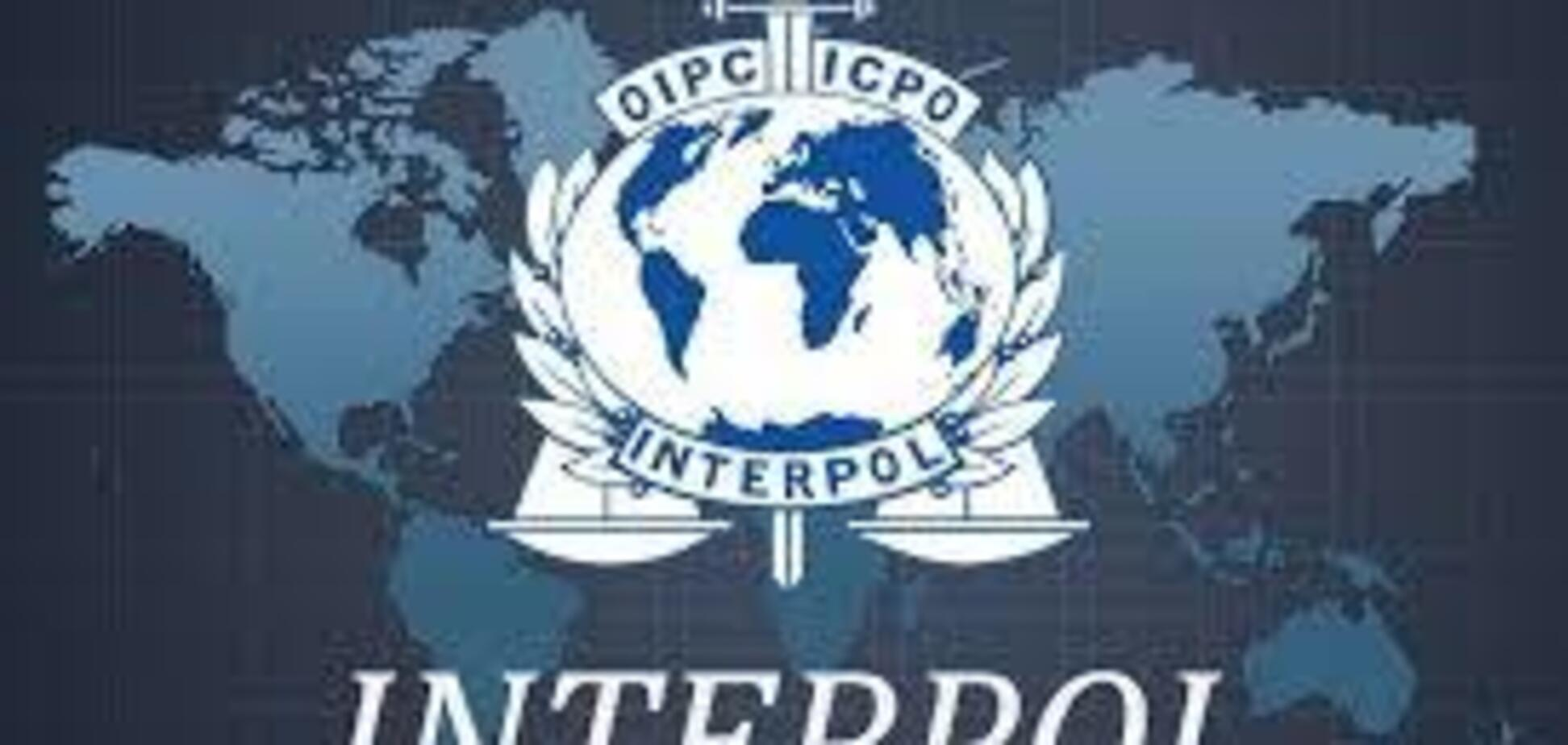 Россия должна быть исключена из Интерпола