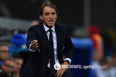 ''Мне надоело!'' Тренер сборной Италии резкое высказался о матче с Украиной