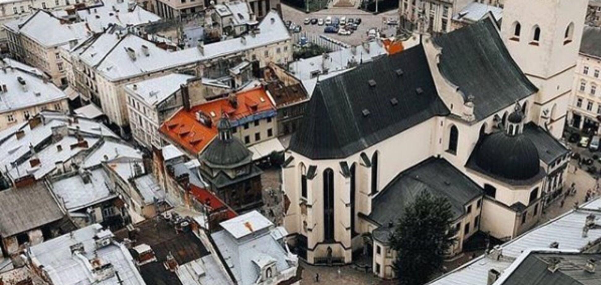Осінній Львів: опубліковані барвисті фото міста