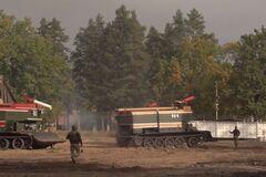 Ситуация в Ичне: на складах продолжаются взрывы
