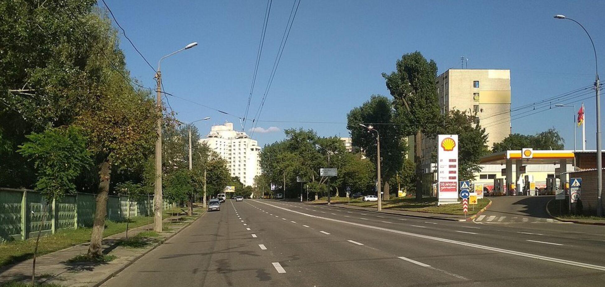 У Києві перейменували одну з найбільших вулиць