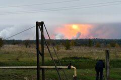 Взрывы на складах в Ичне: в деле наметился неожиданный поворот