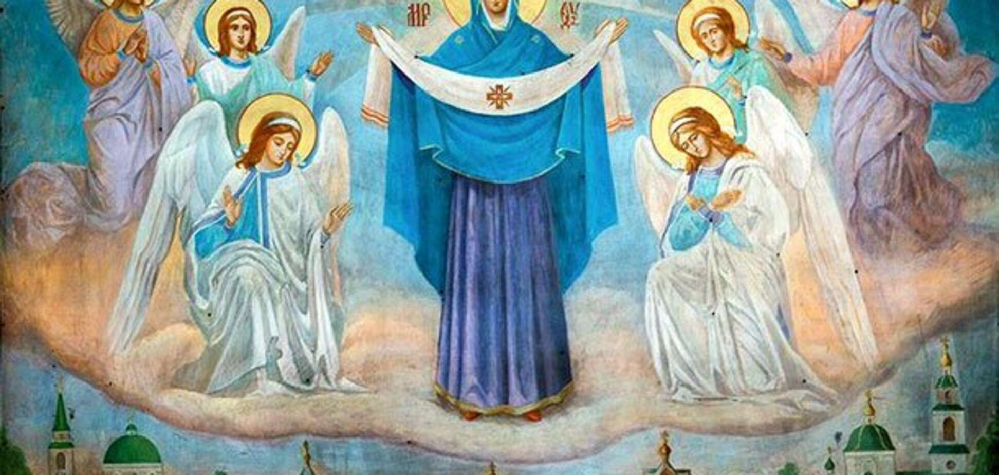 Покрова Пресвятої Богородиці 2018: чого не можна робити цього дня
