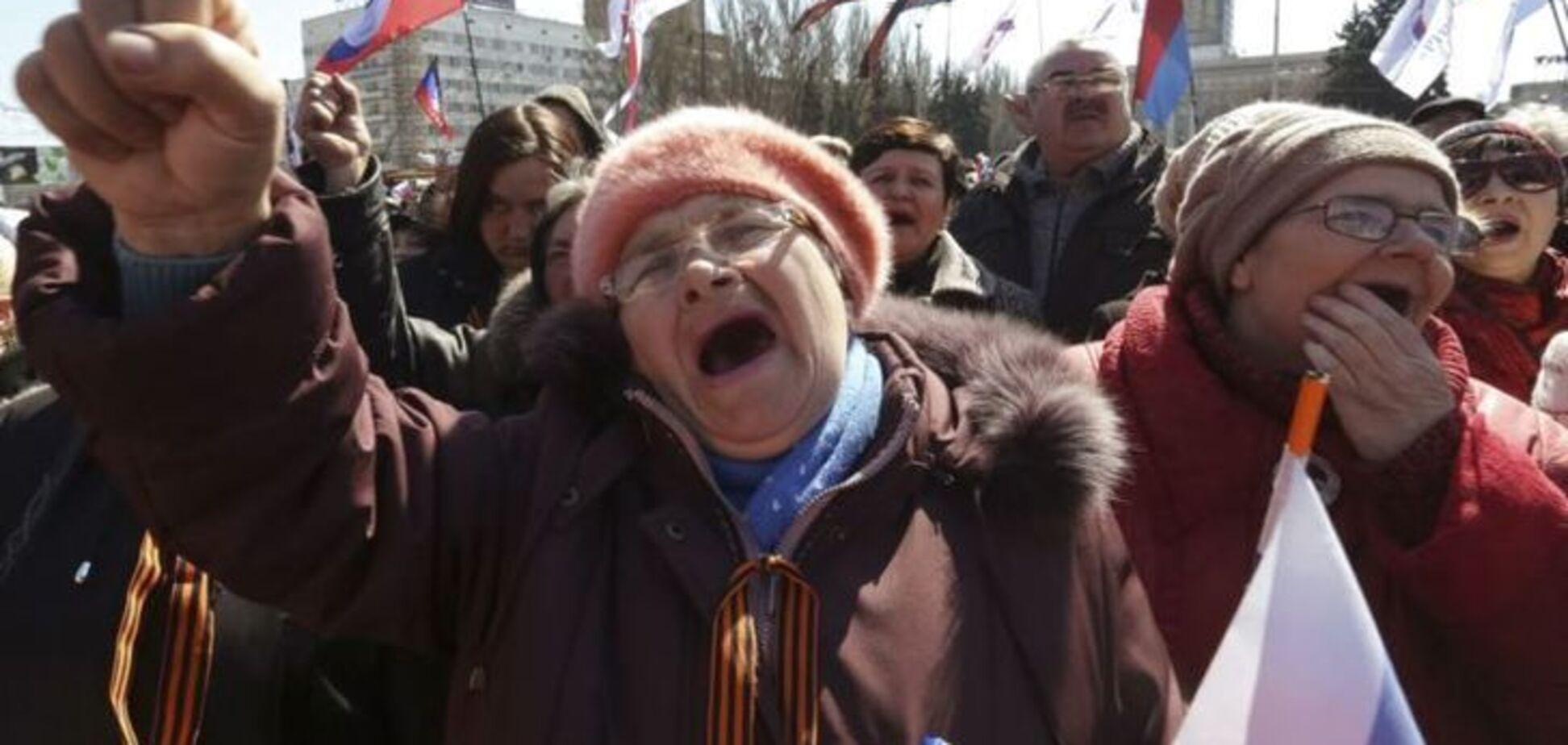 Путін підвів: в Україні повідомили про назріваючий бунт у ''ДНР''