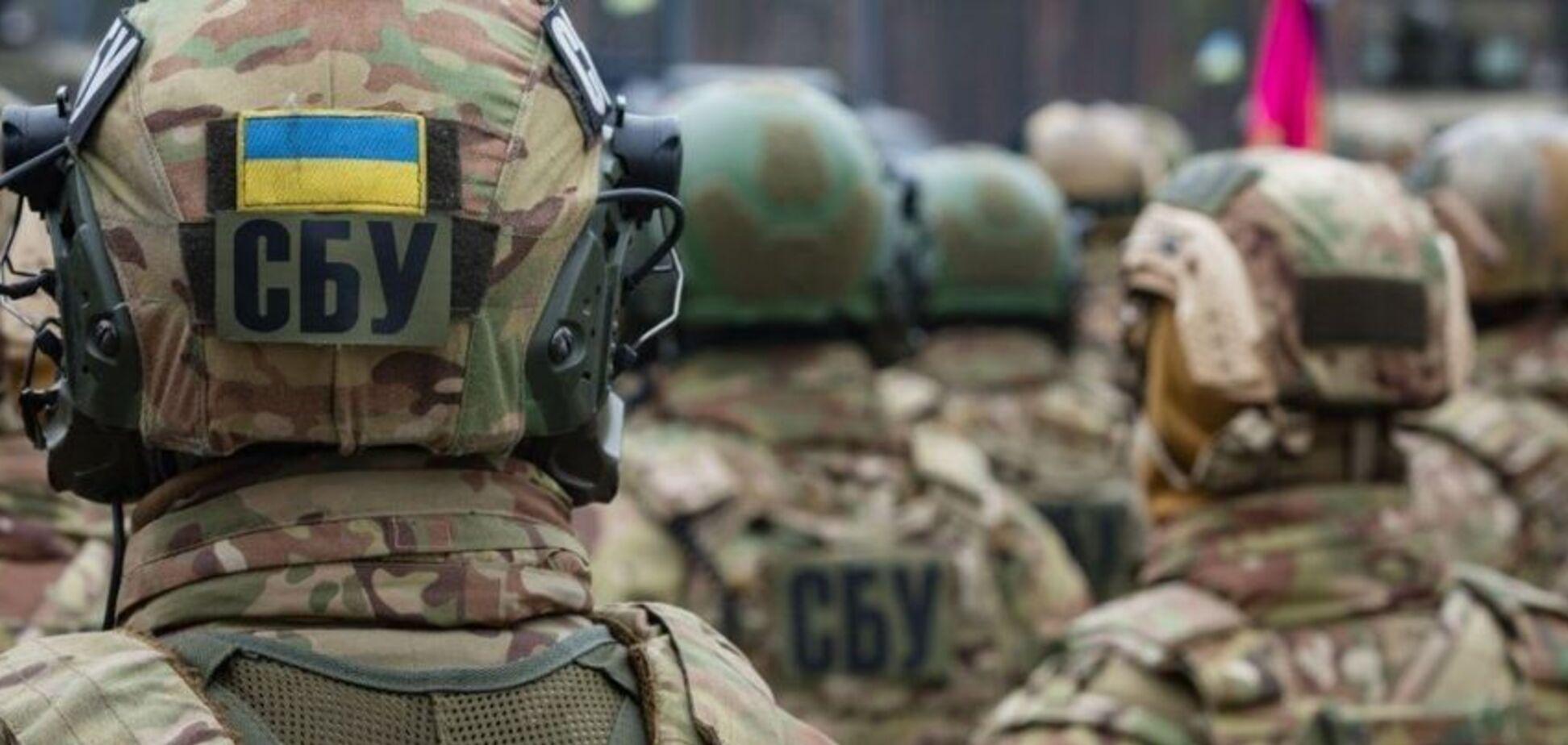 Замглавы СБУ на Днепропетровщине заподозрили в госизмене