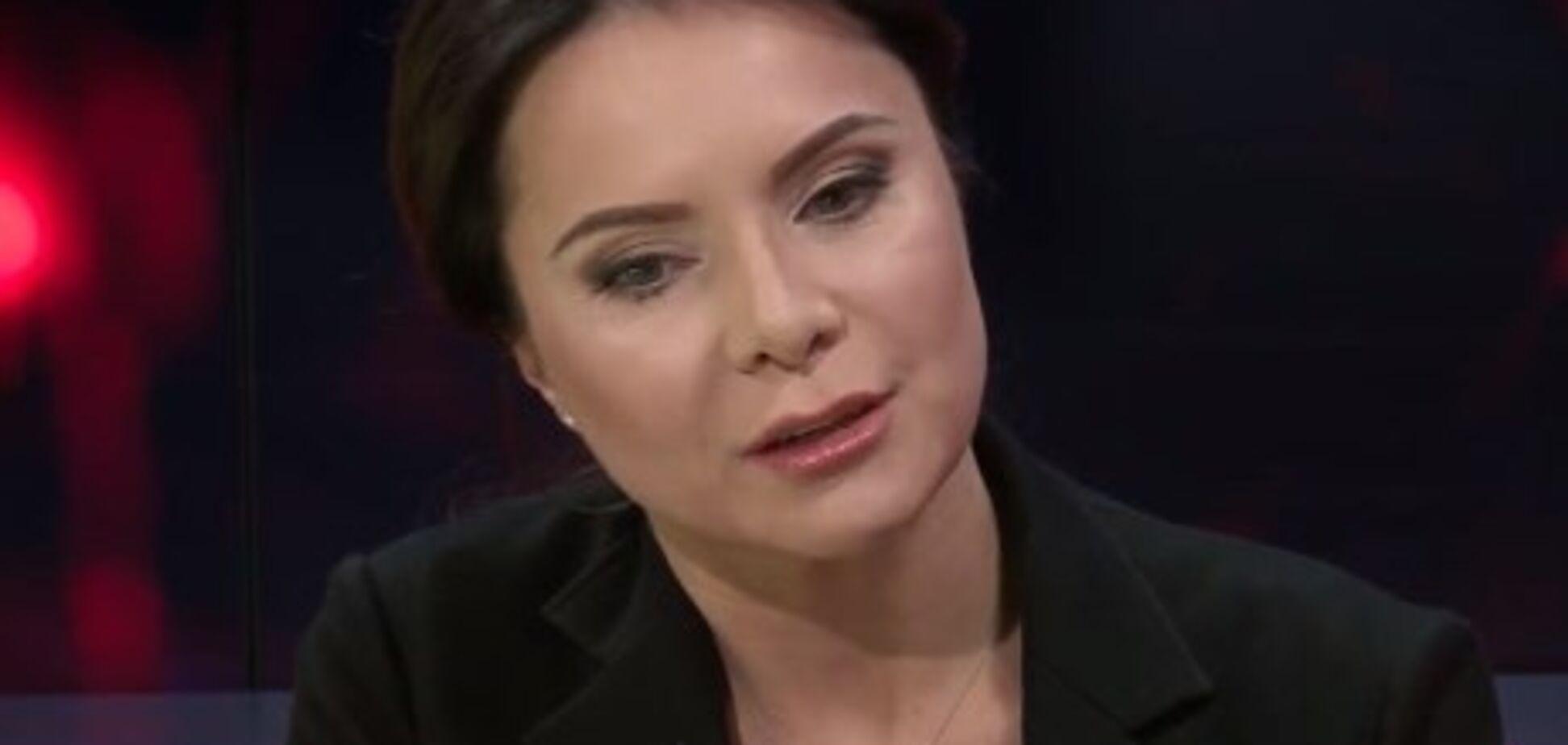 'Це помилка': Подкопаєва вперше заговорила про затримання екс-чоловіка