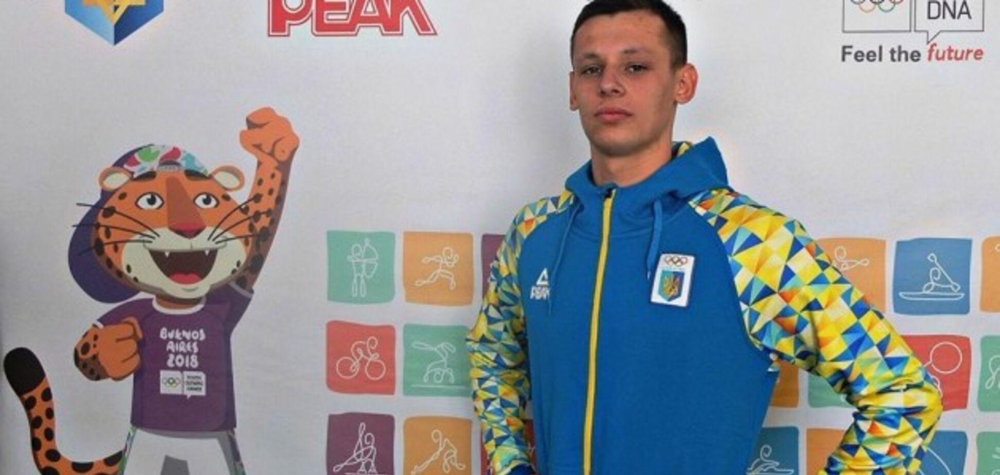 Україна завоювала перше 'срібло' на Юнацькій Олімпіаді-2018