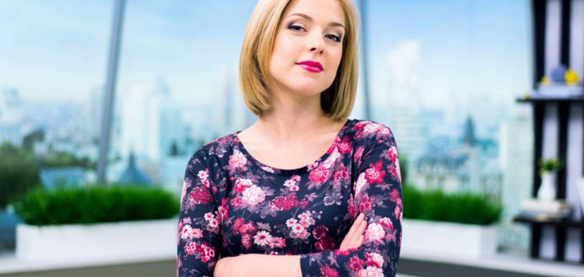 Украинская телеведущая разделась для Playboy: горячие фото