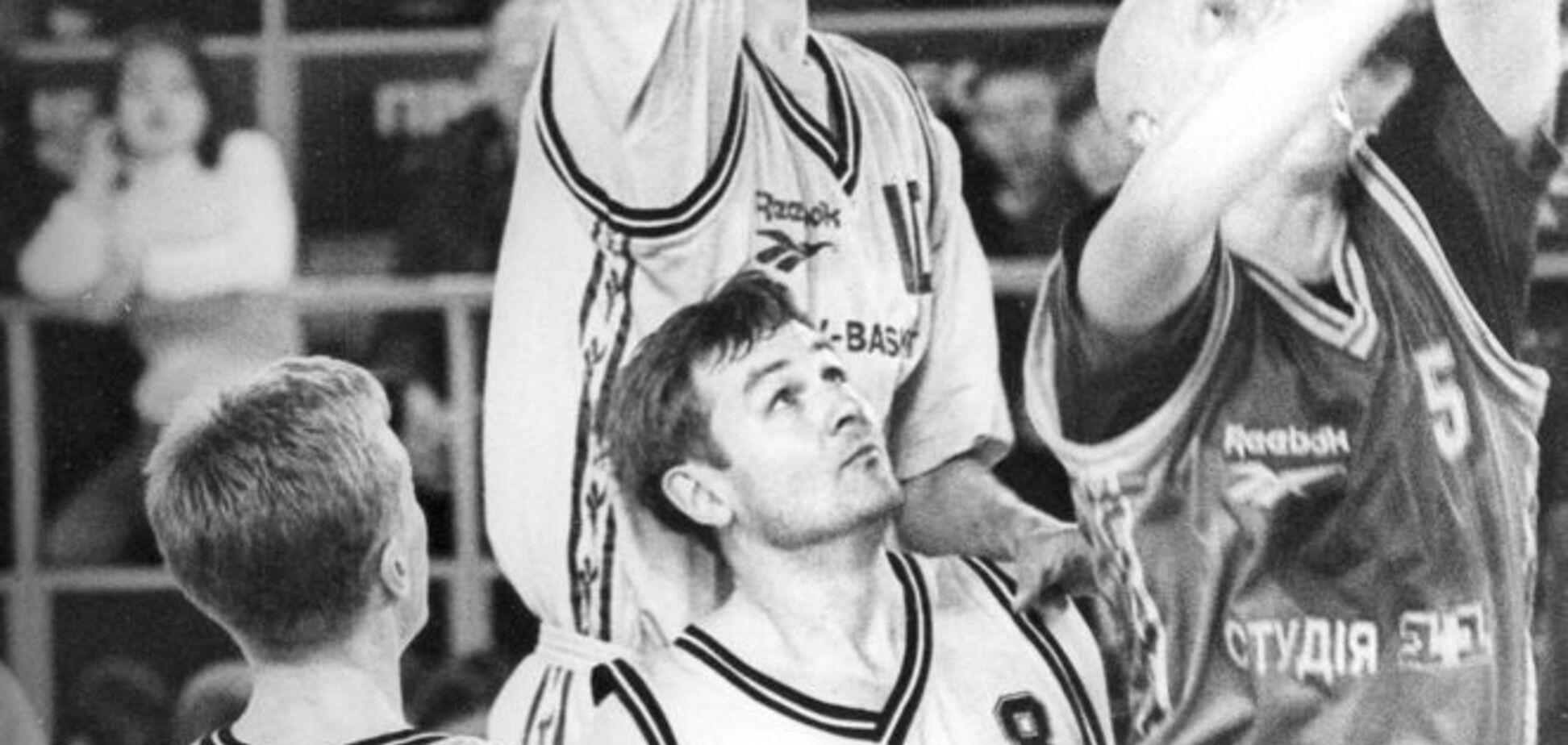 Київ-Баскет: історія становлення з точкою відліку у 90-х