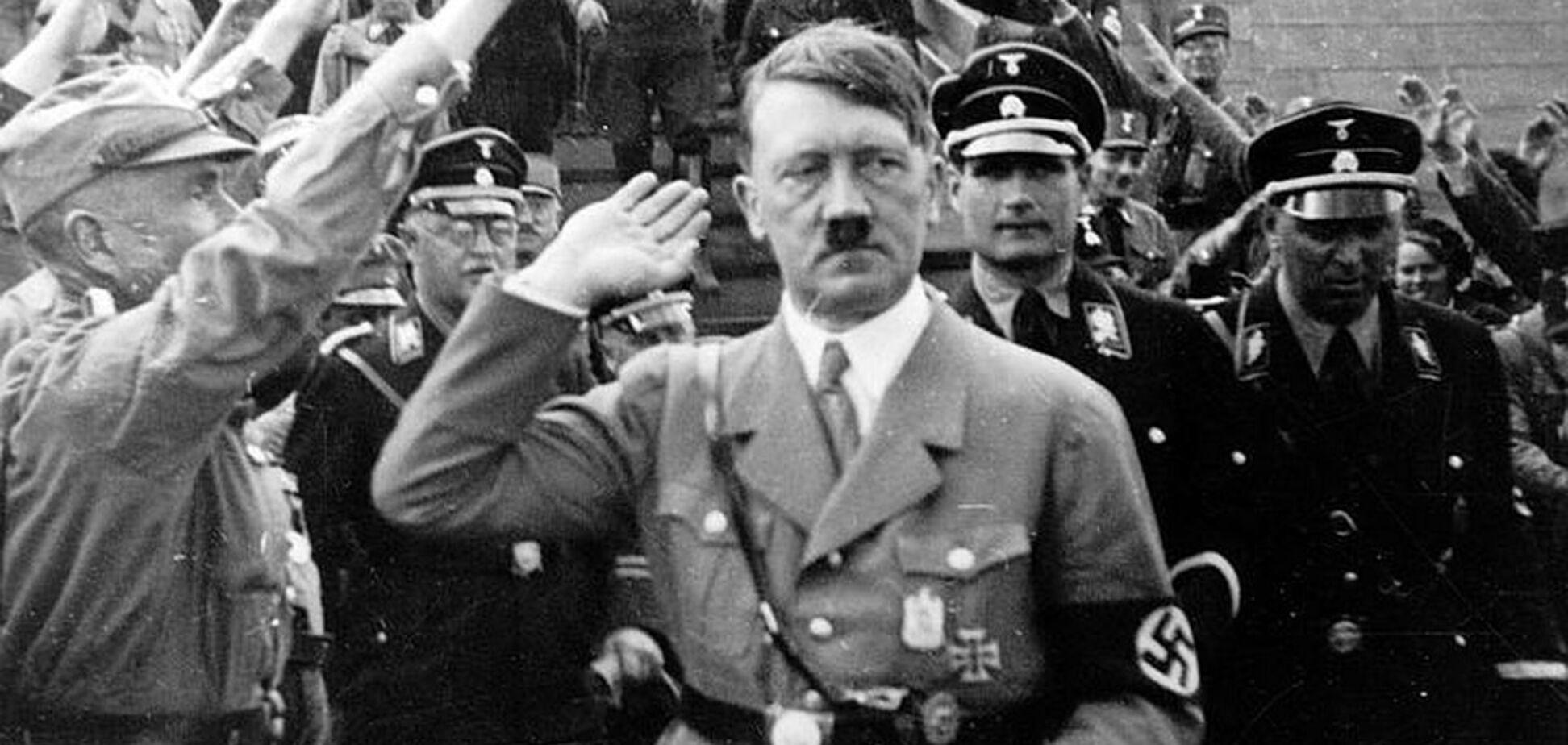 Опубліковано 'передсмертний лист' Гітлера