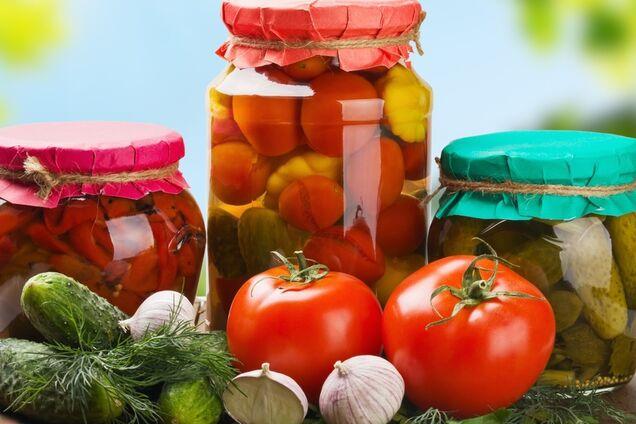 Обзор продуктов: консервы и соления