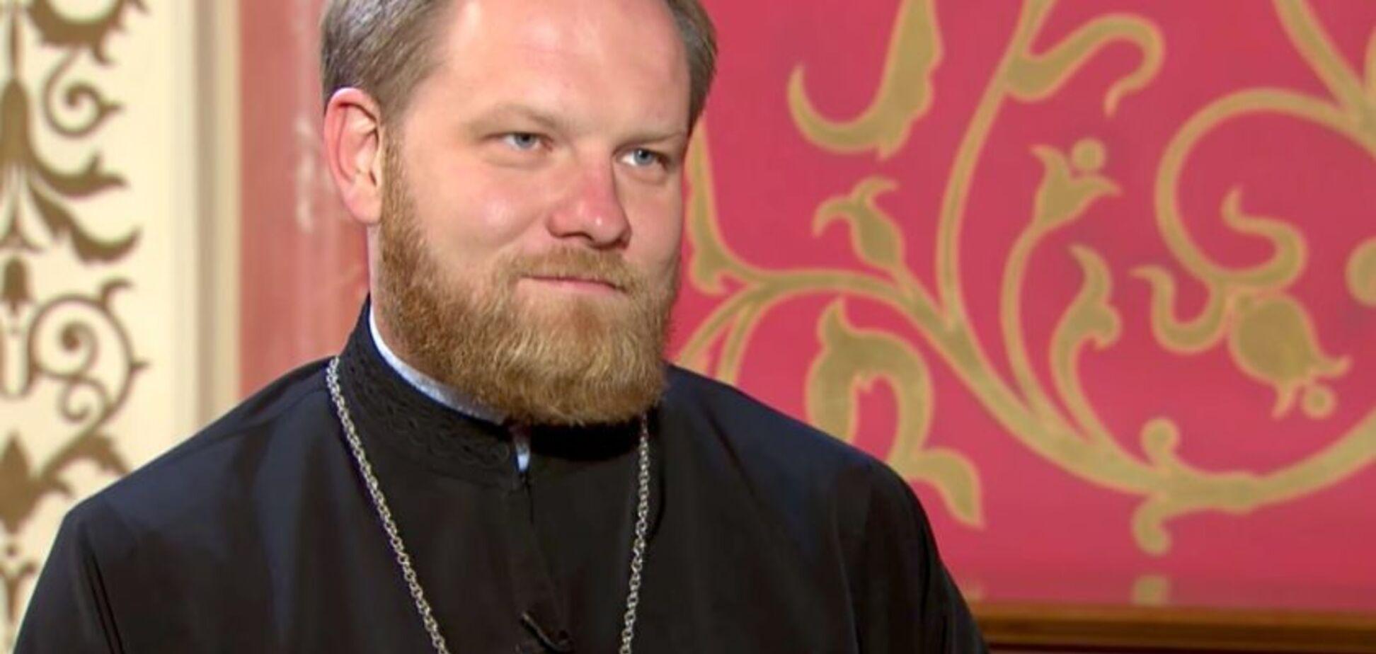 ''Так точно!'' Людина патріарха Кирила жорстко прокололася в прямому ефірі