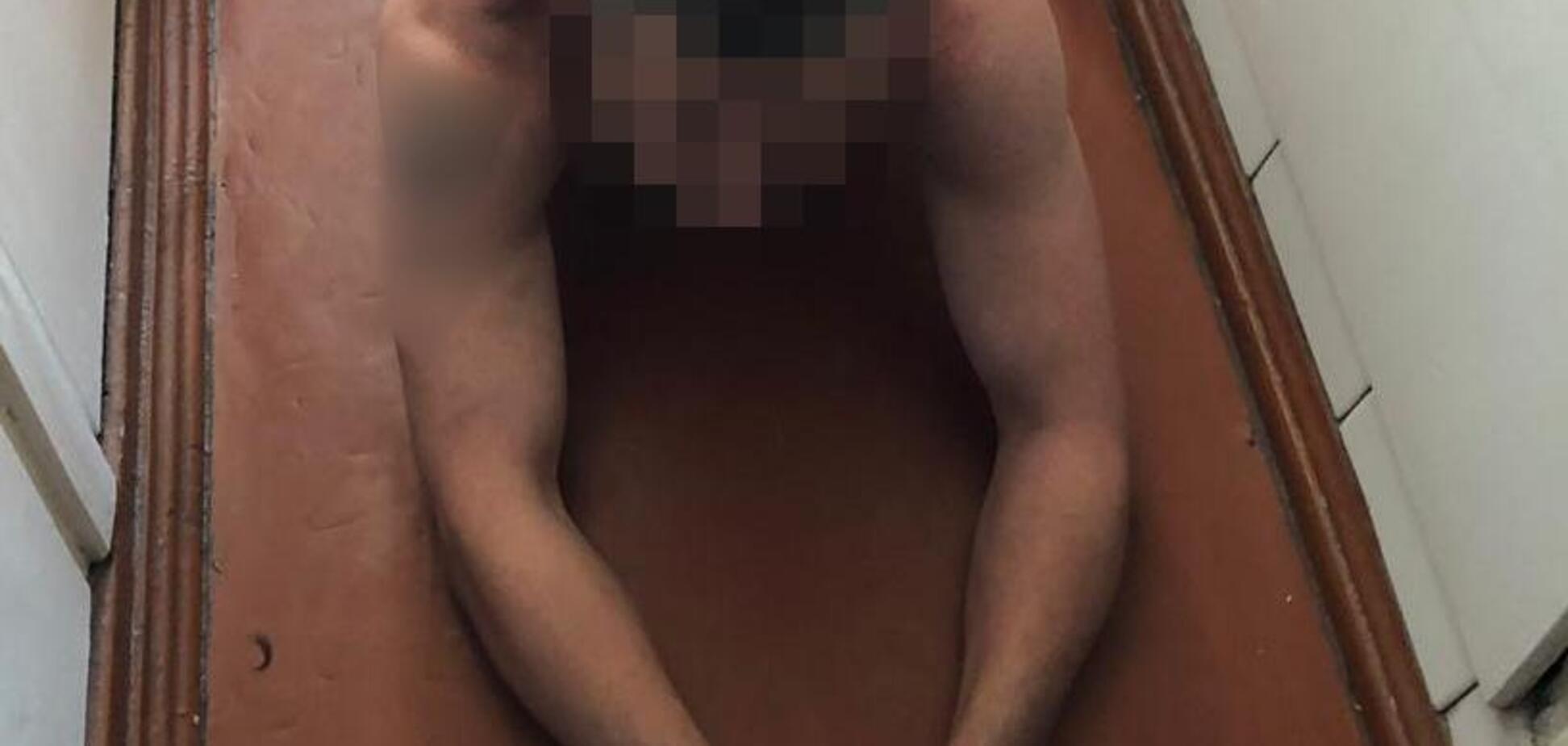 ''Людське м'ясо варив і їв'': у Харкові відрізали голову екс-поліцейському. 18+