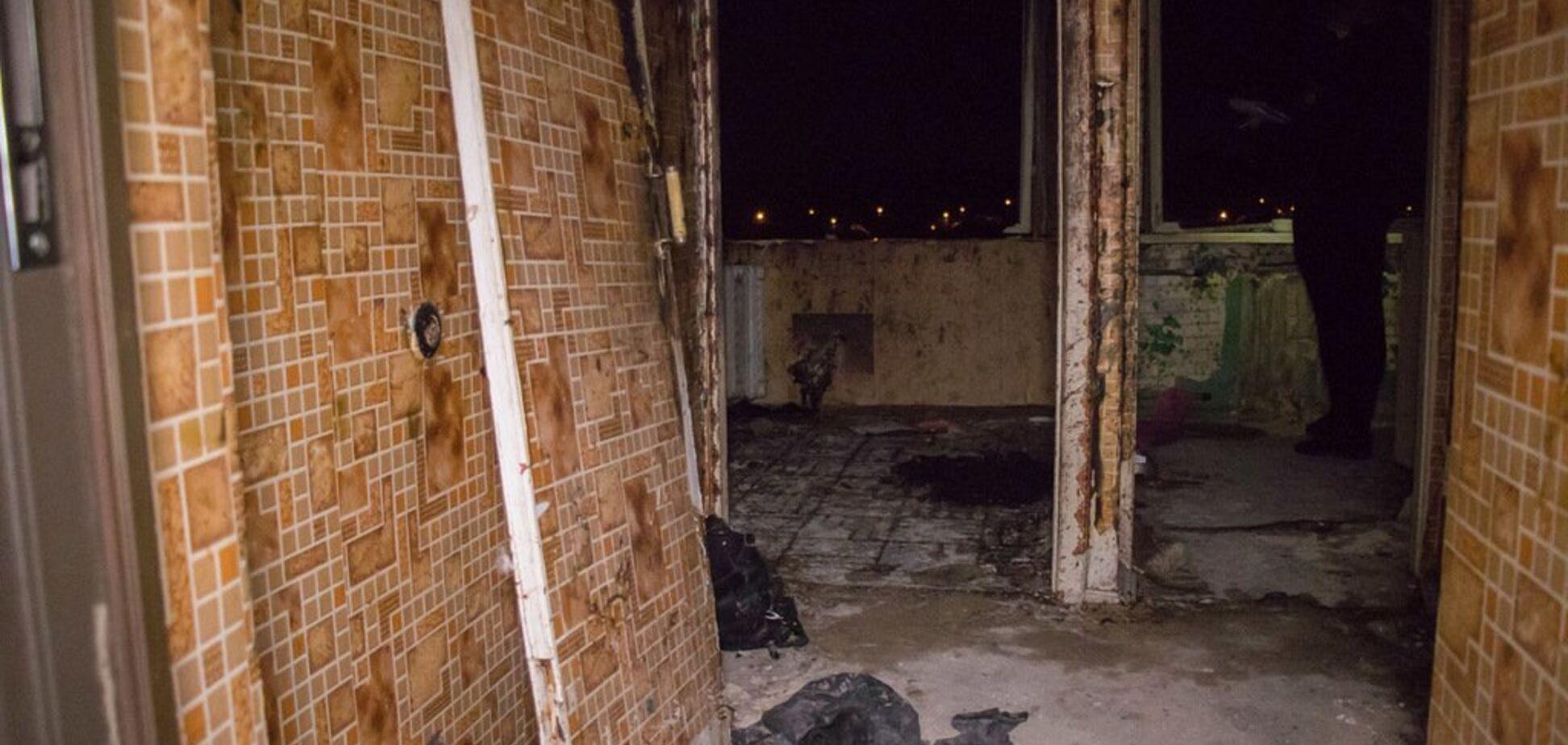 Вылетели окна и двери: в Киеве прогремел мощный взрыв