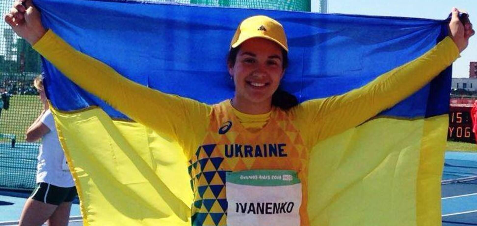 Україна завоювала три 'золота' на Юнацькій Олімпіаді