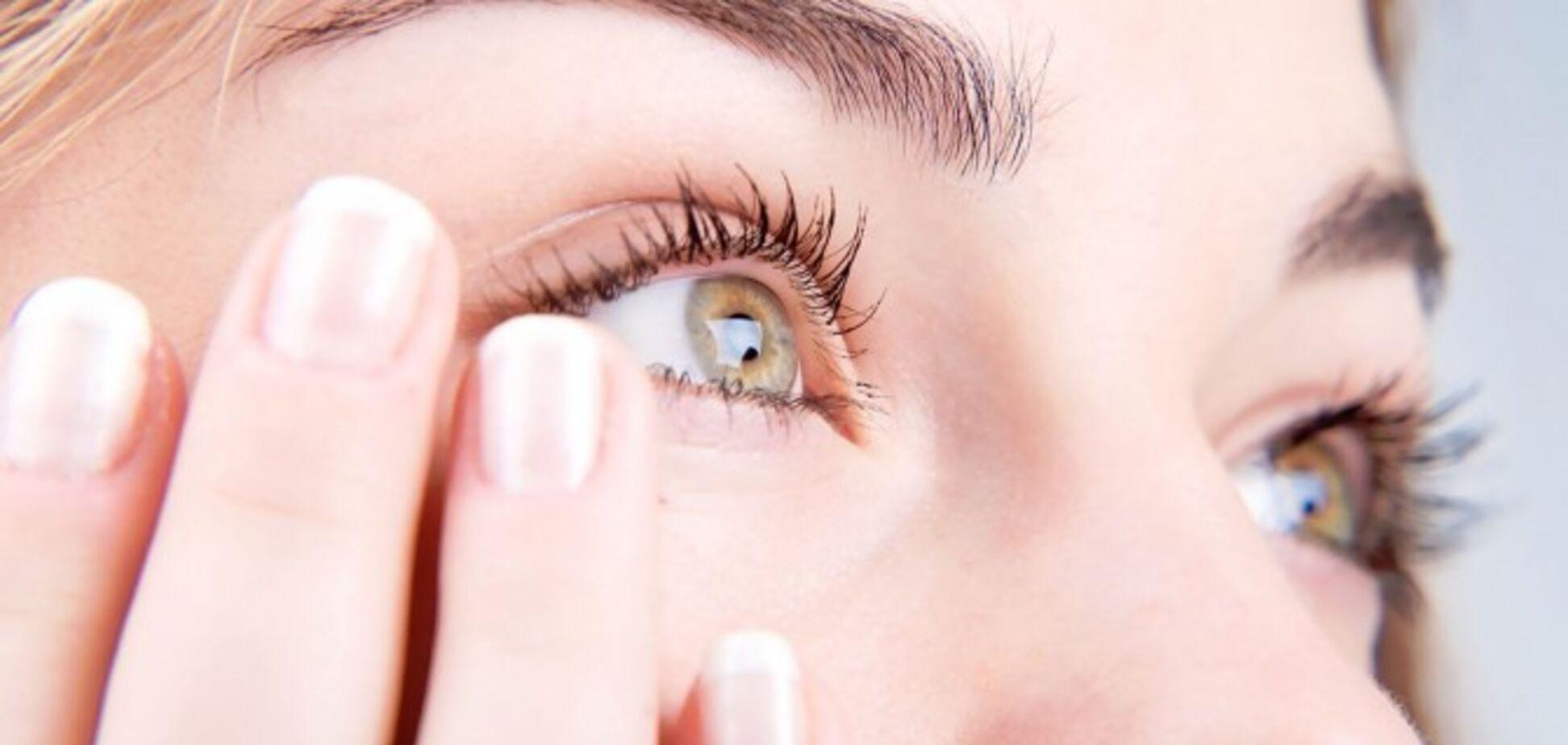 Чувство 'песка в глазах': лечение