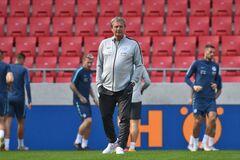 Еще один соперник Украины в Лиге наций лишился тренера