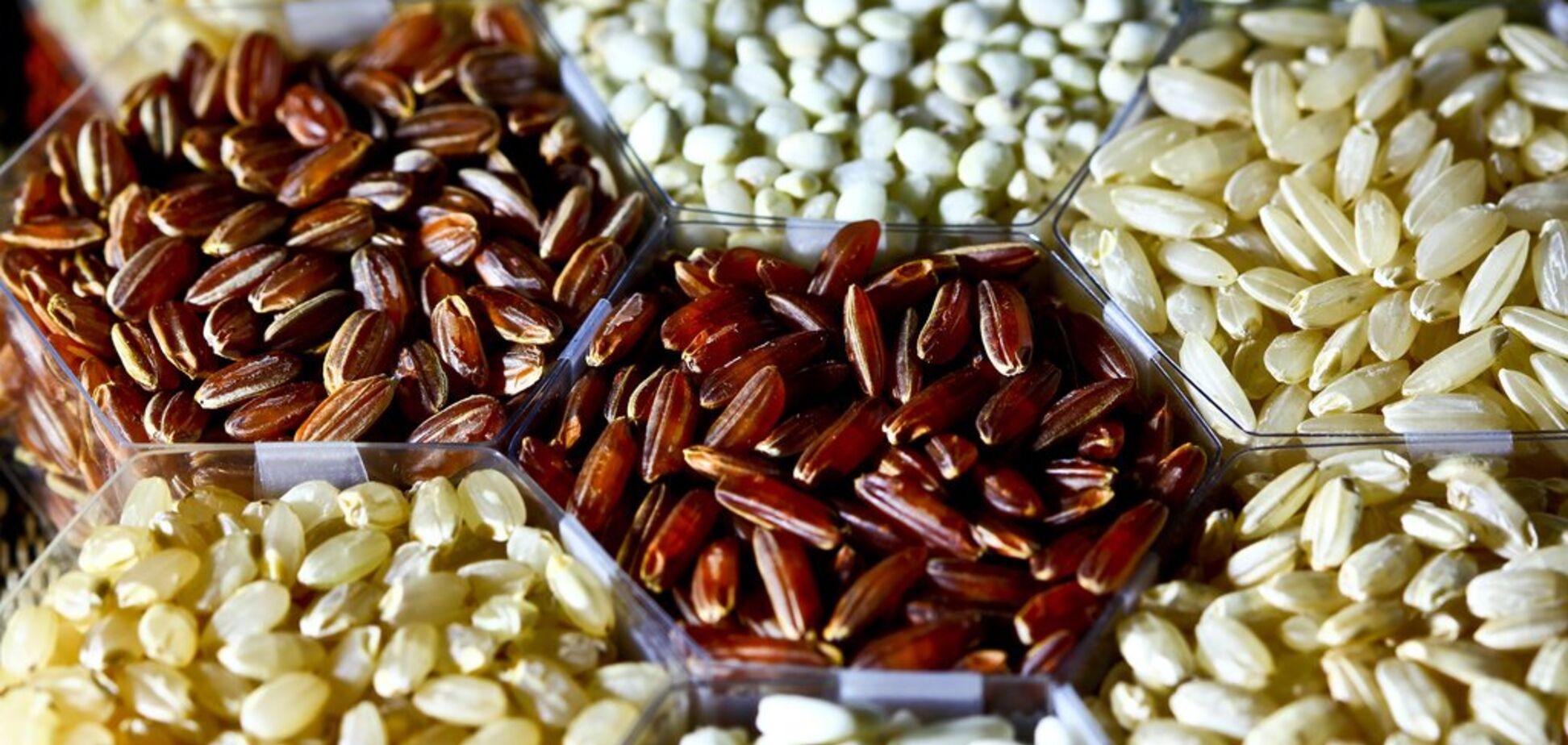 Чем опасен коричневый рис?