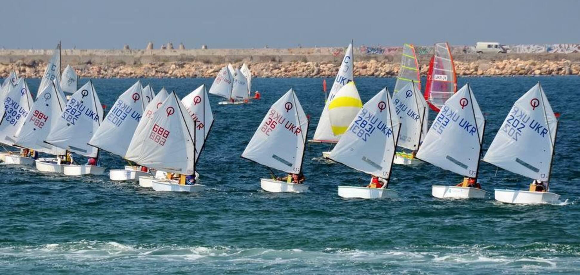 World Sailing збирається покарати Росію за Крим