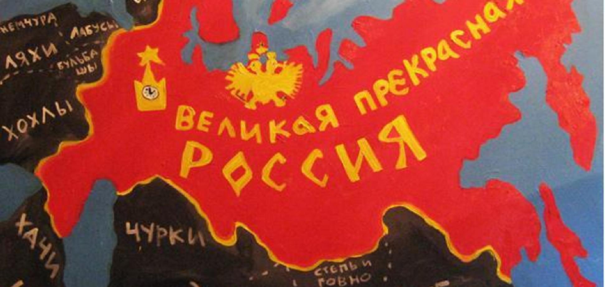 Путин превратил всю Россию в палату №6