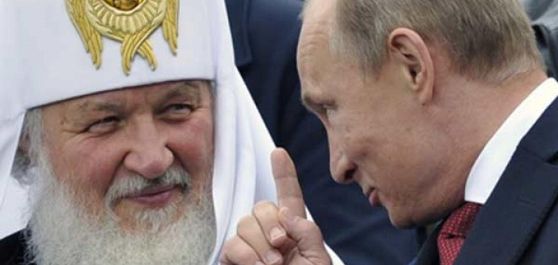 'Русский мир', а с ним и РПЦ терпят поражение