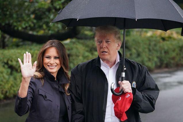 ''Прическа дороже жены'': в сети обсуждают очередной конфуз Трампа