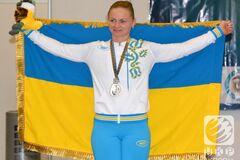 Украинская пауэрлифтерша с мировым рекордом выиграла чемпионат Европы