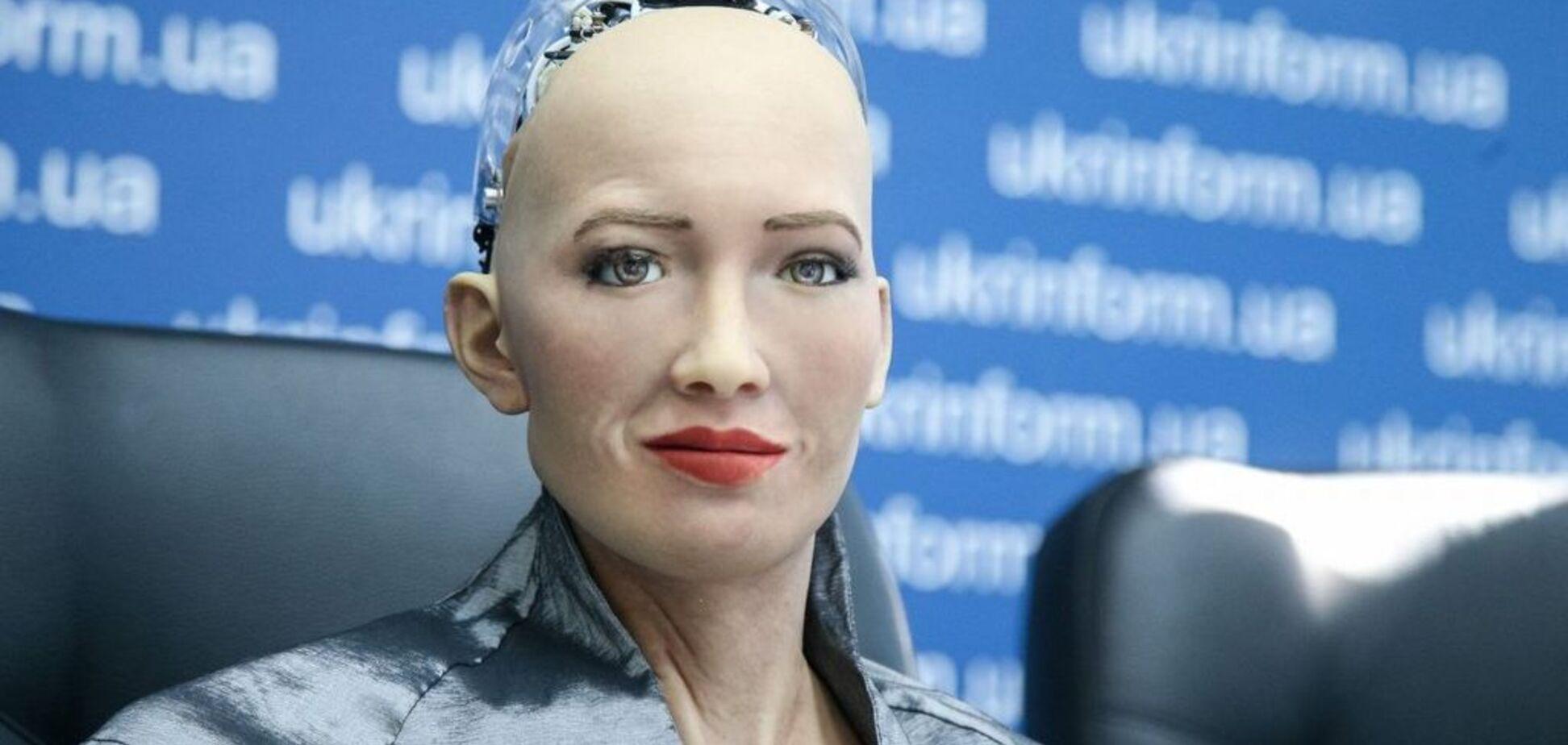 Робот Софія: на що насправді здатний штучний інтелект
