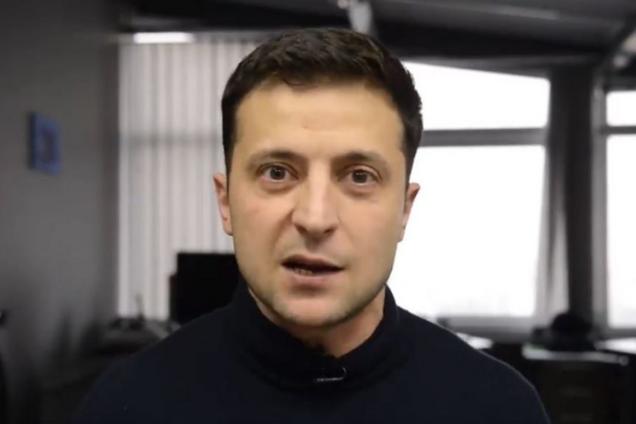 ''Зачем это ср*ко-цунами?'' Украинский ведущий высмеял нашумевший флешмоб Зеленского