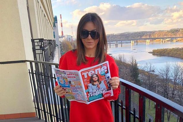 ''Такое пишут...'' Лорак обвинила СМИ во лжи