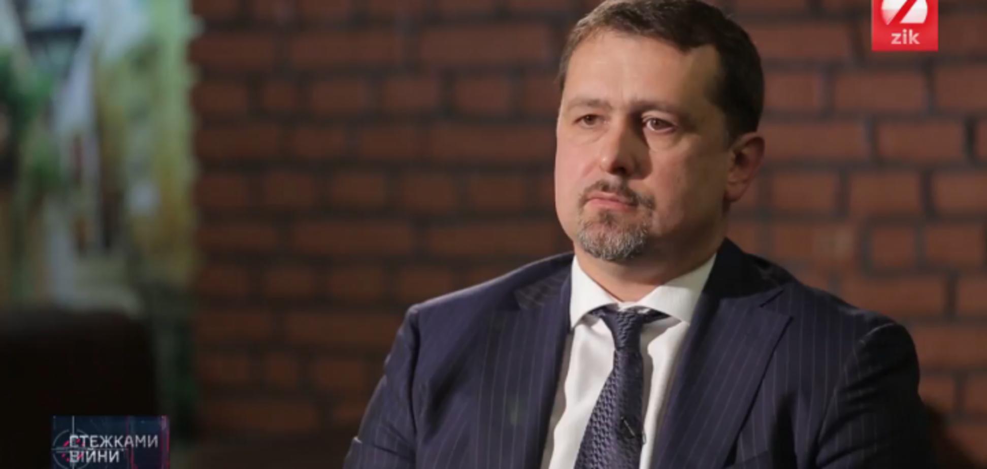 ''Це інша історія'': скандальний топ-чиновник СБУ виправдався за величезні статки