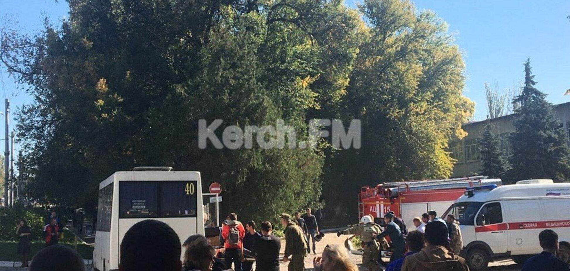 Був озброєний натовп: Тука озвучив нову несподівану версію вибуху в Керчі