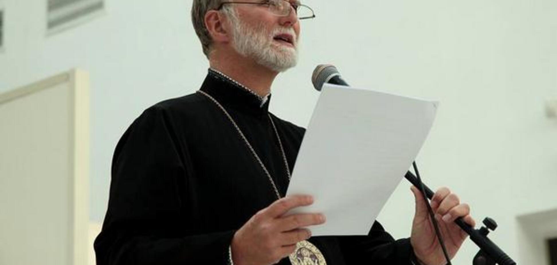 ''Шаг к объединению'': епископ УГКЦ оценил ситуацию вокруг Томоса