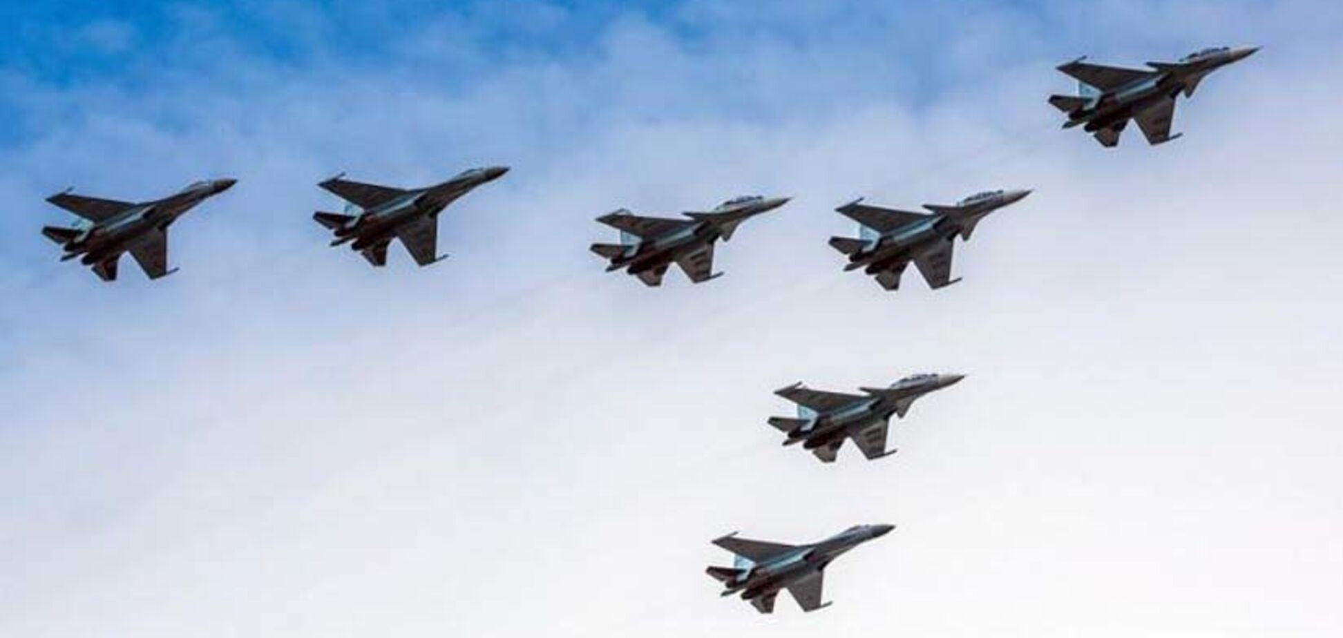 Катастрофа Су-27: ЗСУ скасували заходи навчань ''Чисте небо-2018''
