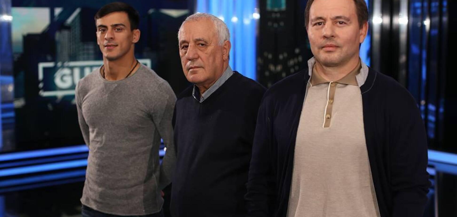 Вадим Кисель назначен вице-президентом Ассоциации спортивной борьбы Украины