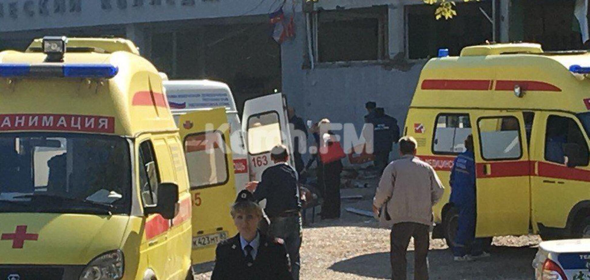 ''Як у Беслані!'Директор коледжу в Керчі розповіла деталі теракту