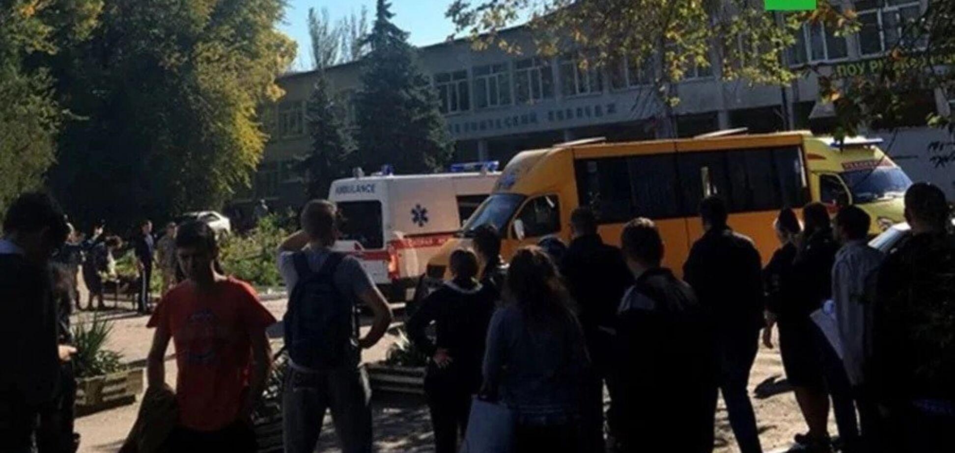 ''Стрелял Сергей Аксенов'': известный телеканал сделал странное заявление о теракте в Керчи