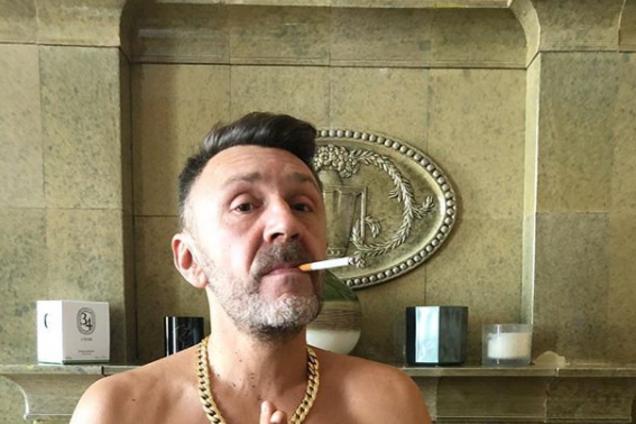 ''Боже, дай нам больше пох**зма'': Шнуров громко высказался о разрыве РПЦ с Константинополем