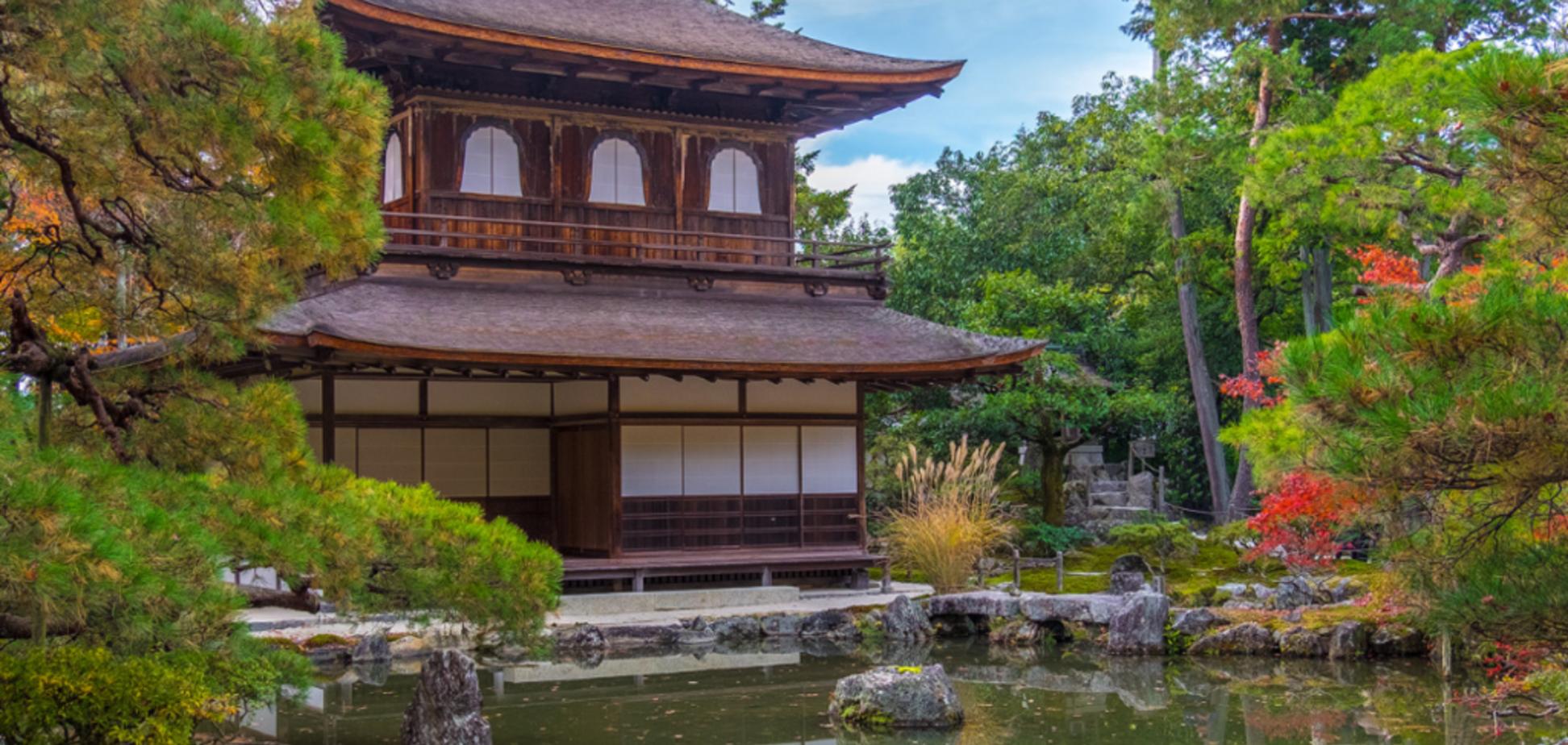 'Серебряный павильон': блогерша рассказала о чудесном храме в Азии