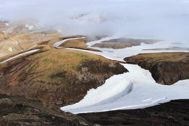 ''Почти на каждом углу'': названы самые красивые места в Исландии