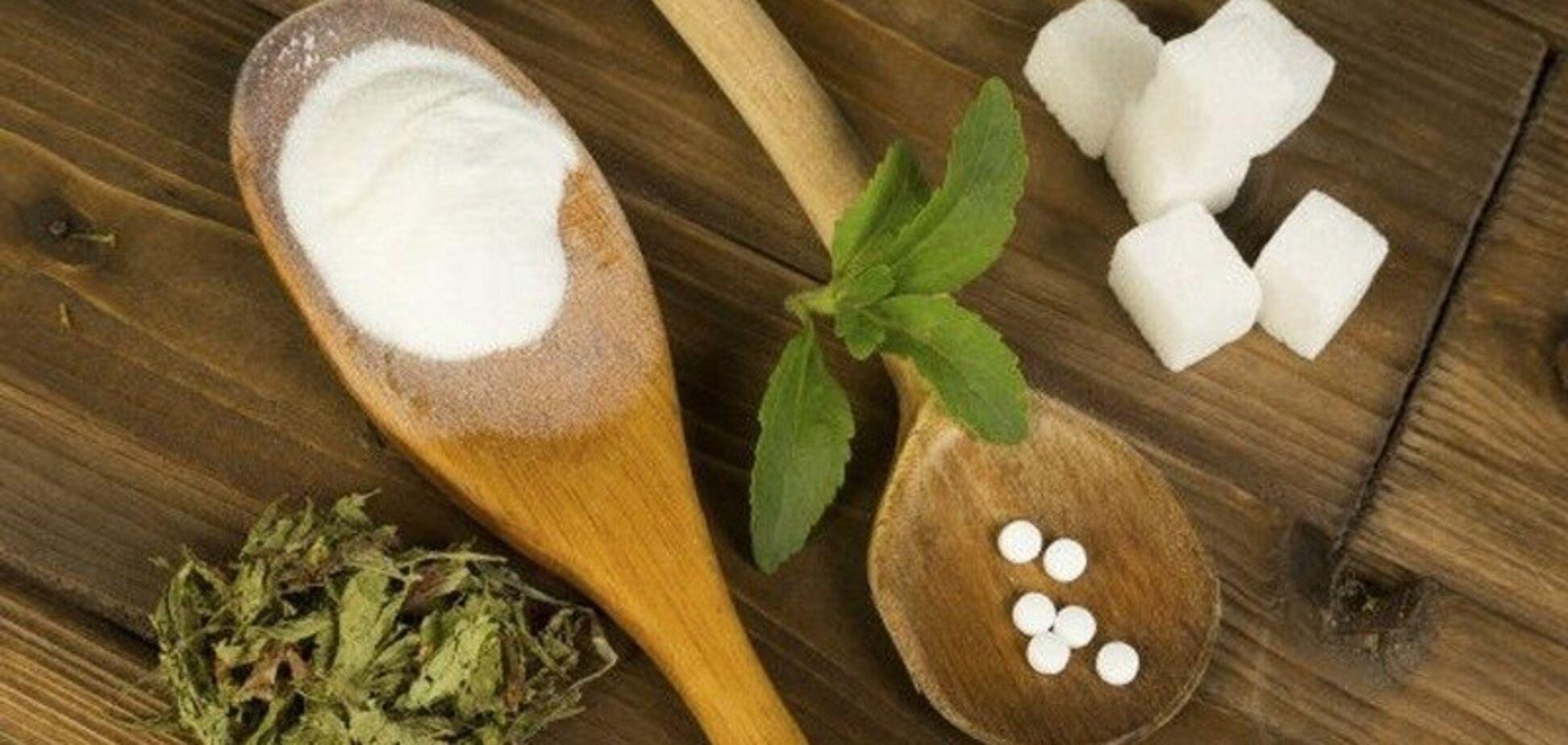 Плюсы и минусы сахарозаменителей