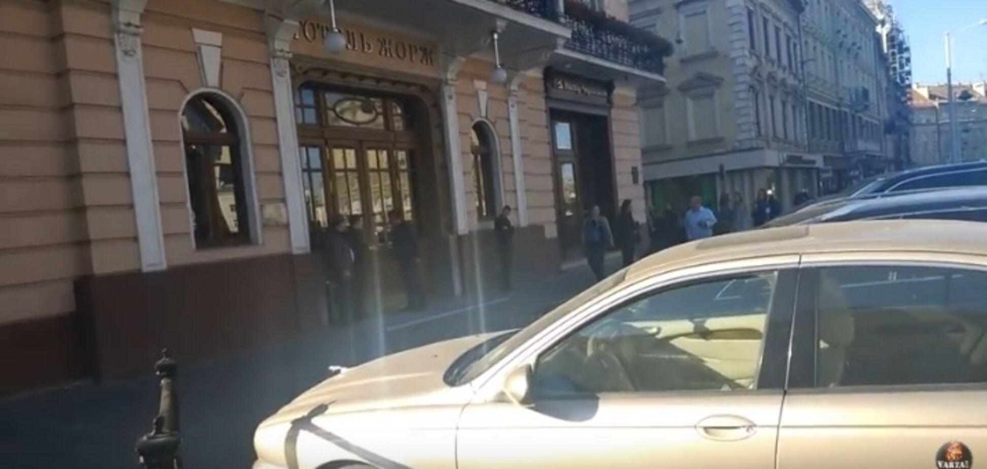 У Львові ''замінували' десять будинків: відео та подробиці