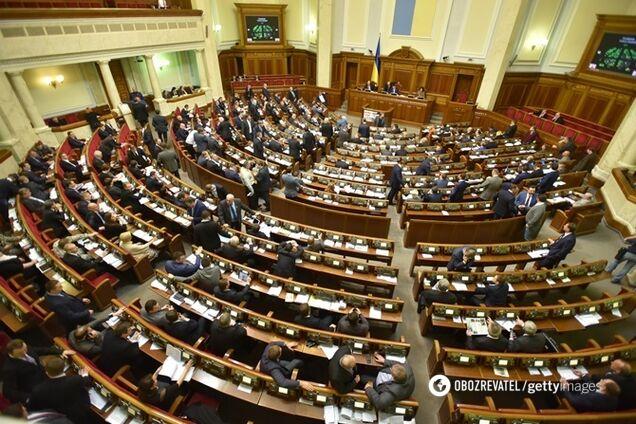 Верховна Рада підтримала проекти закону про внесення змін до Податкового кодексу України щодо детінізації розрахунків в сфері торгівлі і послуг